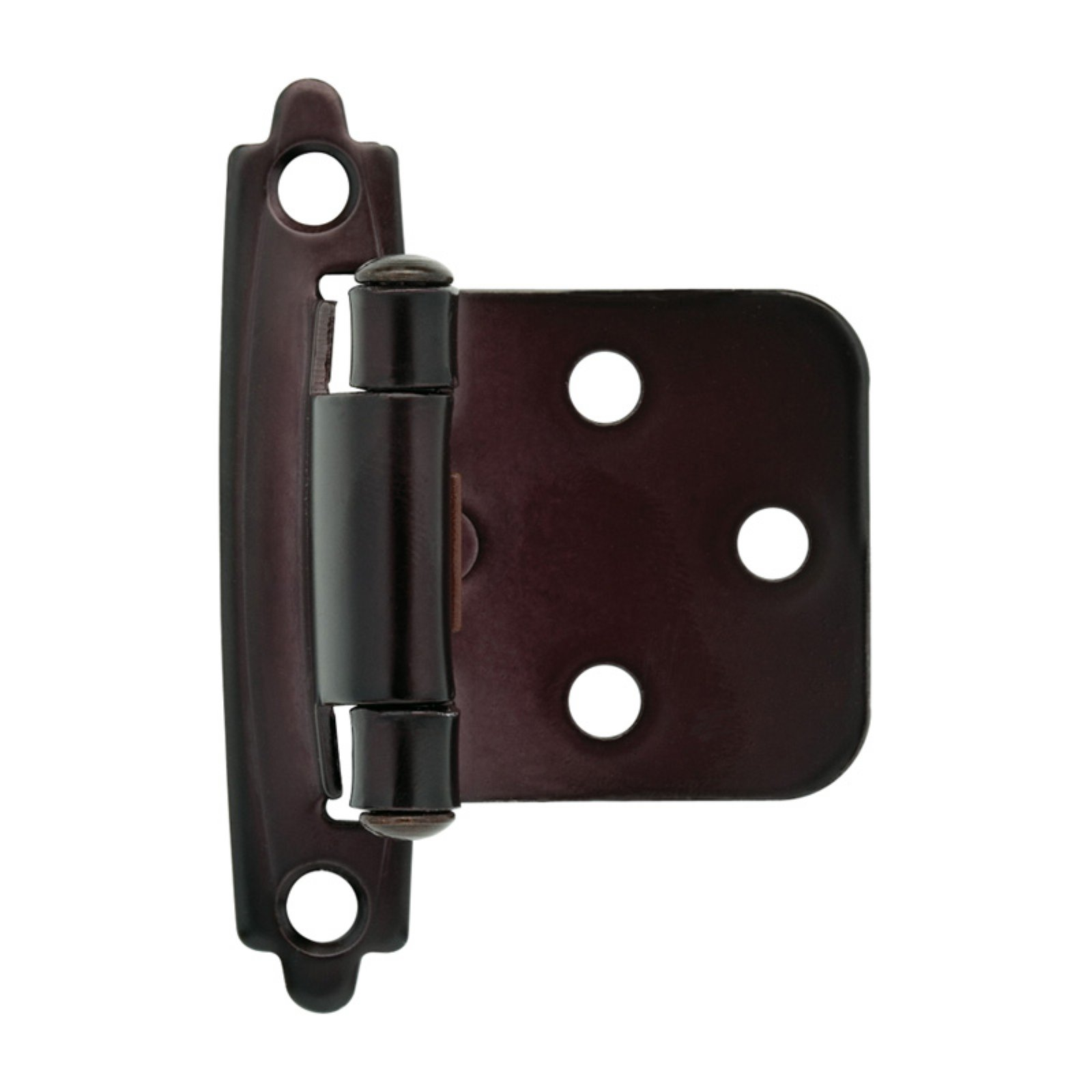 Liberty Hardware Self Closing Overlay Hinge Set Of 2 Overlay Hinges Hinges For Cabinets Inset Hinges