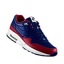 NIKEiD. Custom GB Nike Air Max 1 FC Barcelona iD Shoe   FC