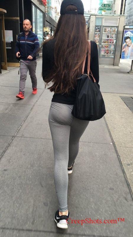 Hot Ass White Girl Twerking