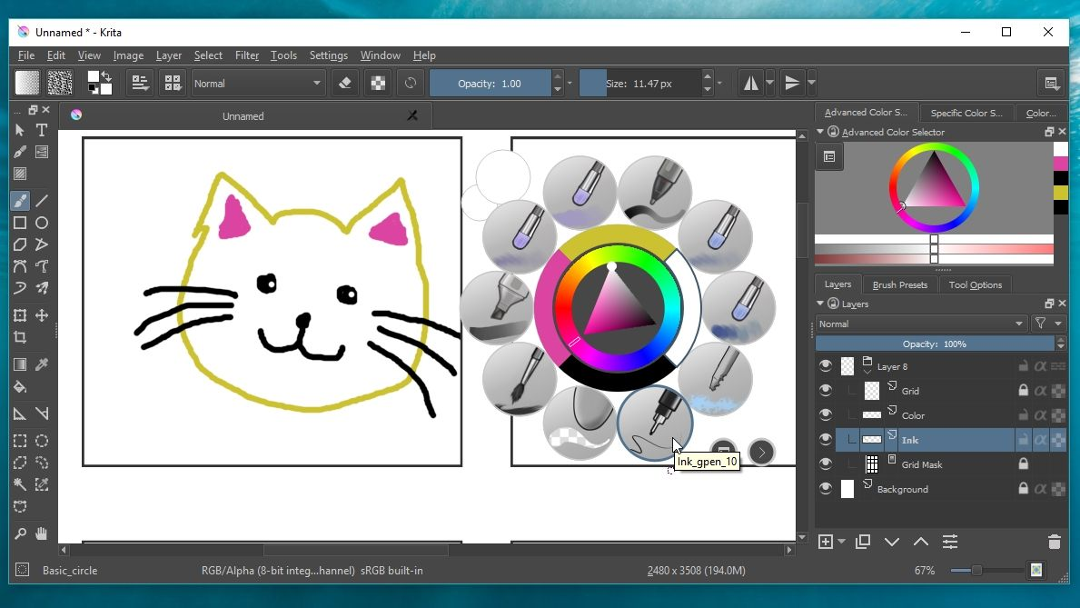 The best free drawing software 2020 free apps for artists