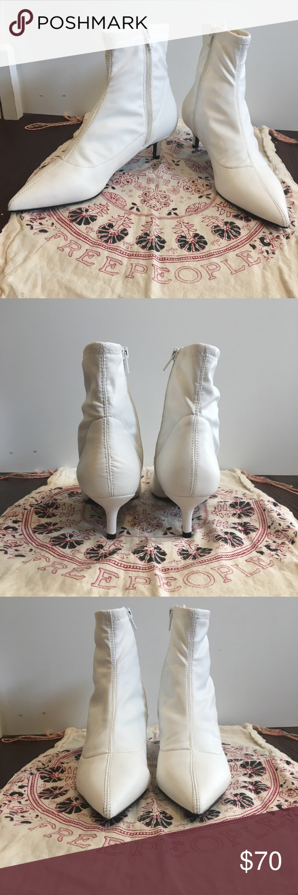 05cc87158e9 Free People Marilyn Kitten Heels Beautiful