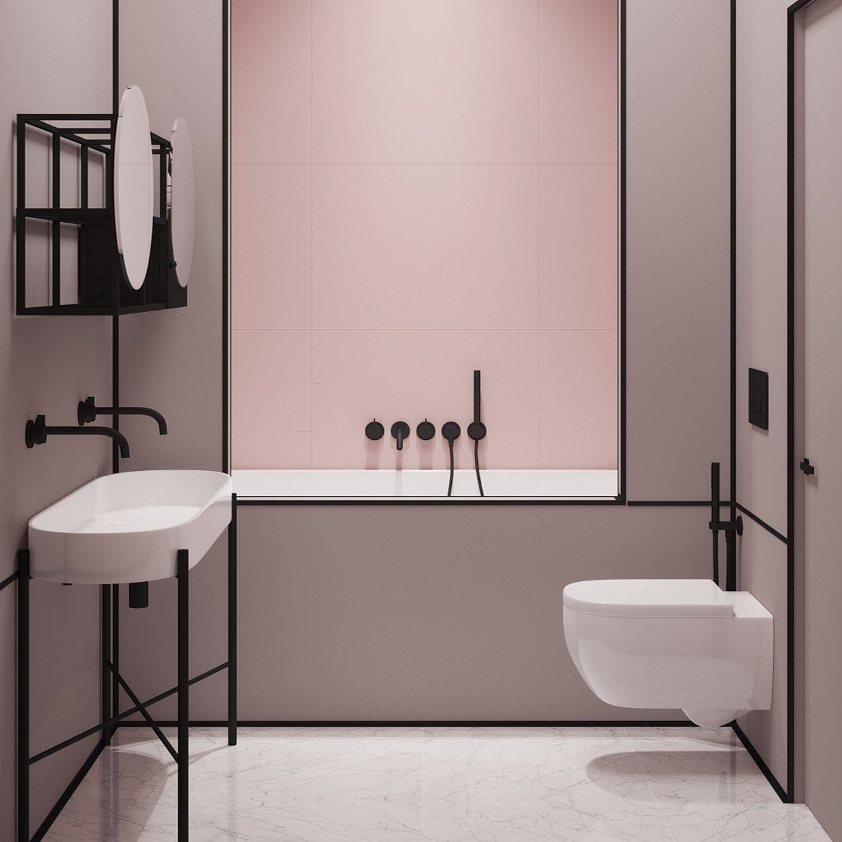 Designs, Colors and Tiles Ideas, 8 Bathroom trends for