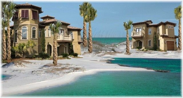 Beachfront Homes For Sale In Mexico Beach Florida