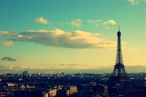 City of love!