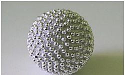 Pendientes con alambre de aluminio | Manualidades