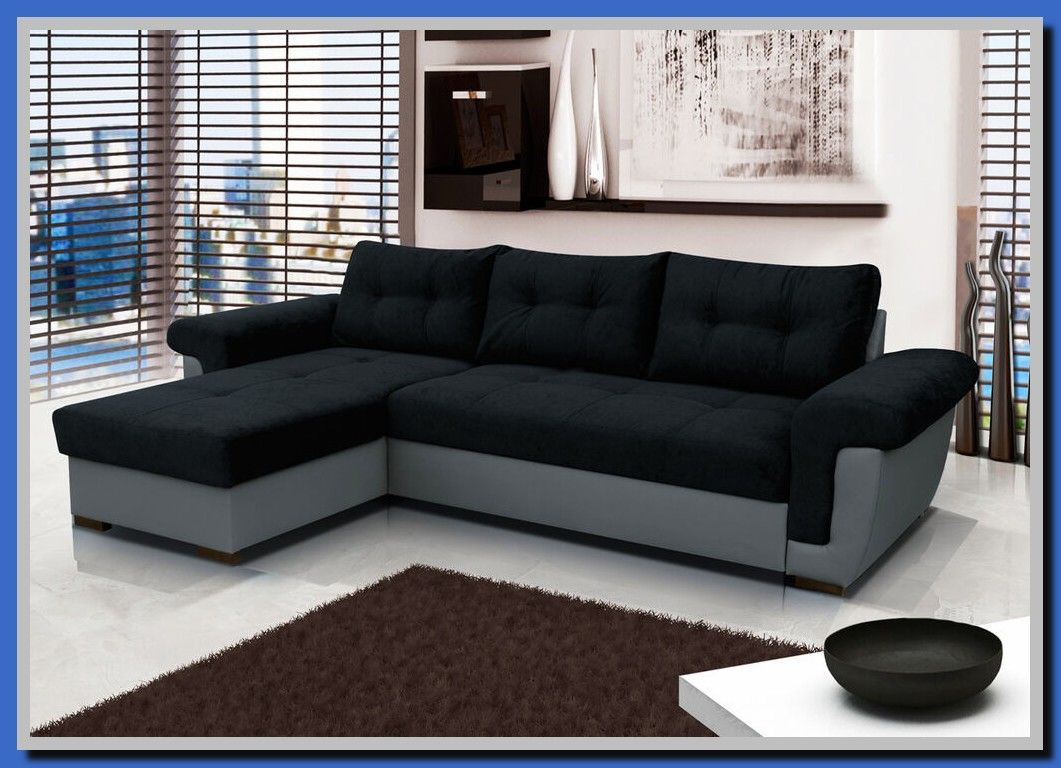 79 Reference Of Sofa Bed Grey Ebay In 2020 Modern Sofa Bed Black Corner Sofa Corner Sofa Bed With Storage