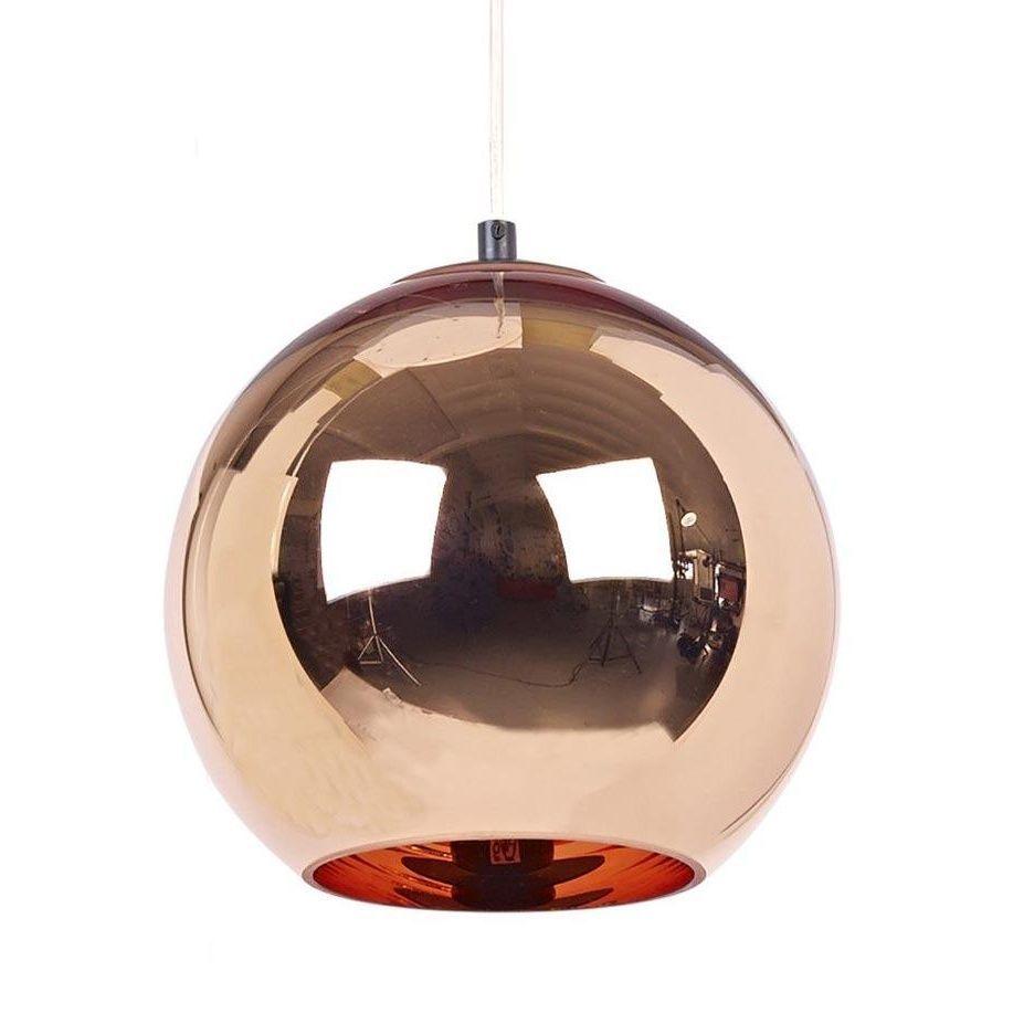 Copper Shade Pendelleuchte Copper Pendant Lights Pendant Lamp Tom Dixon