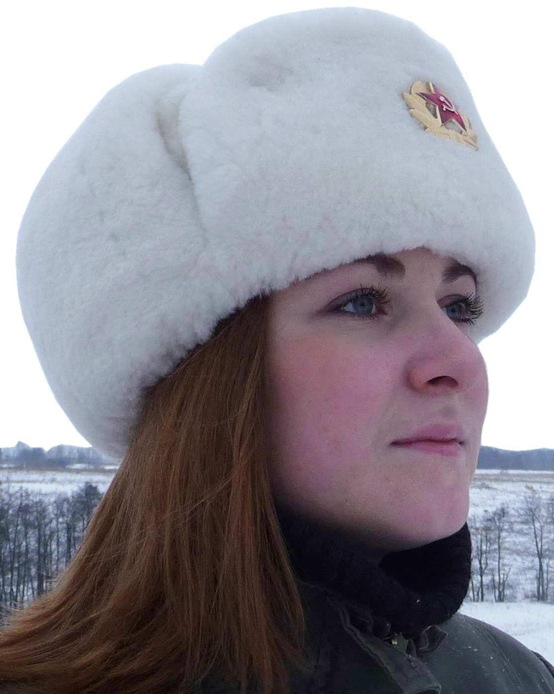 Russian Ushanka Winter Hats  7e82633ee89