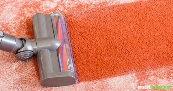 diy teppichreiniger aus hausmitteln selber machen zero. Black Bedroom Furniture Sets. Home Design Ideas