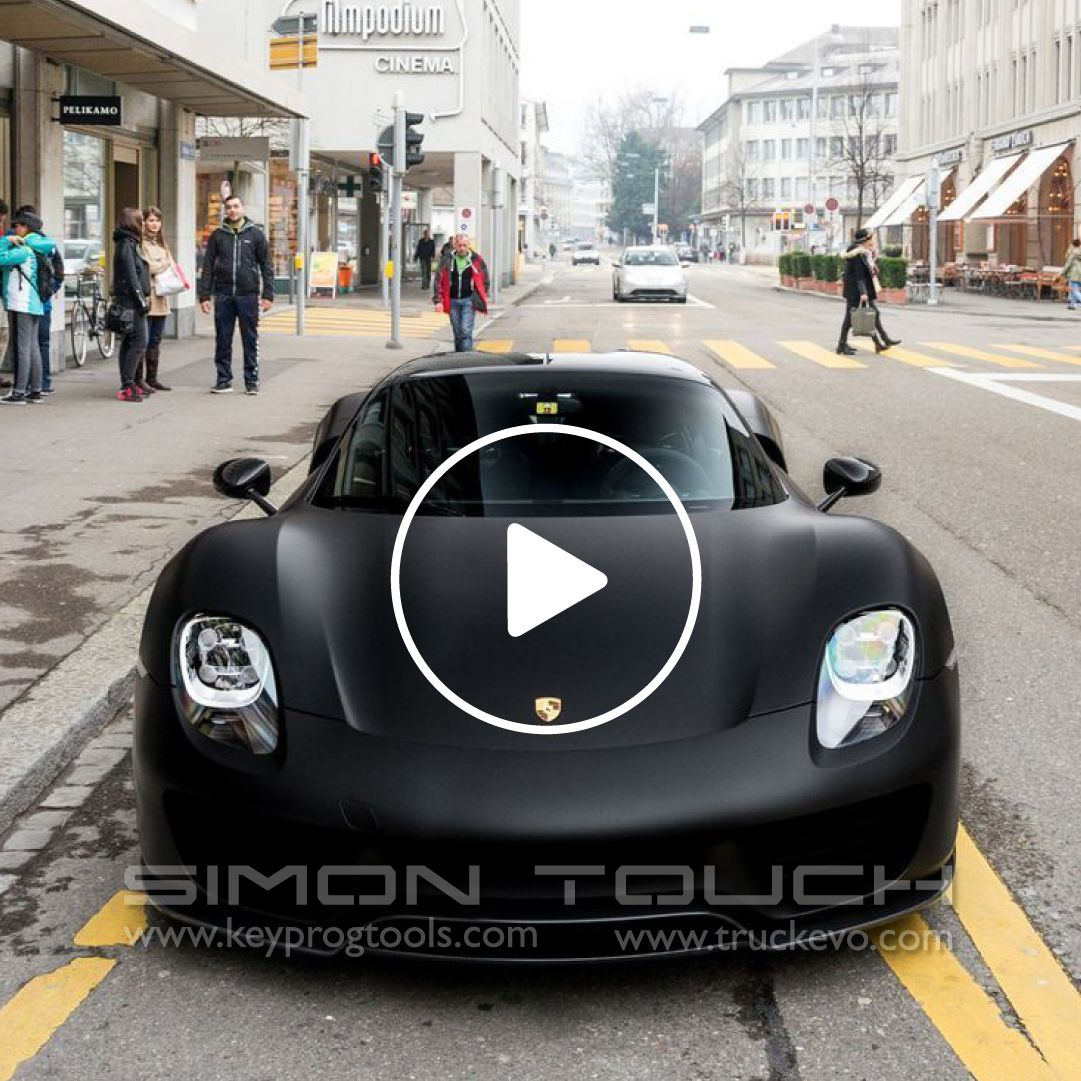 Porsche 918 Spyder5 if you are in need of automotive