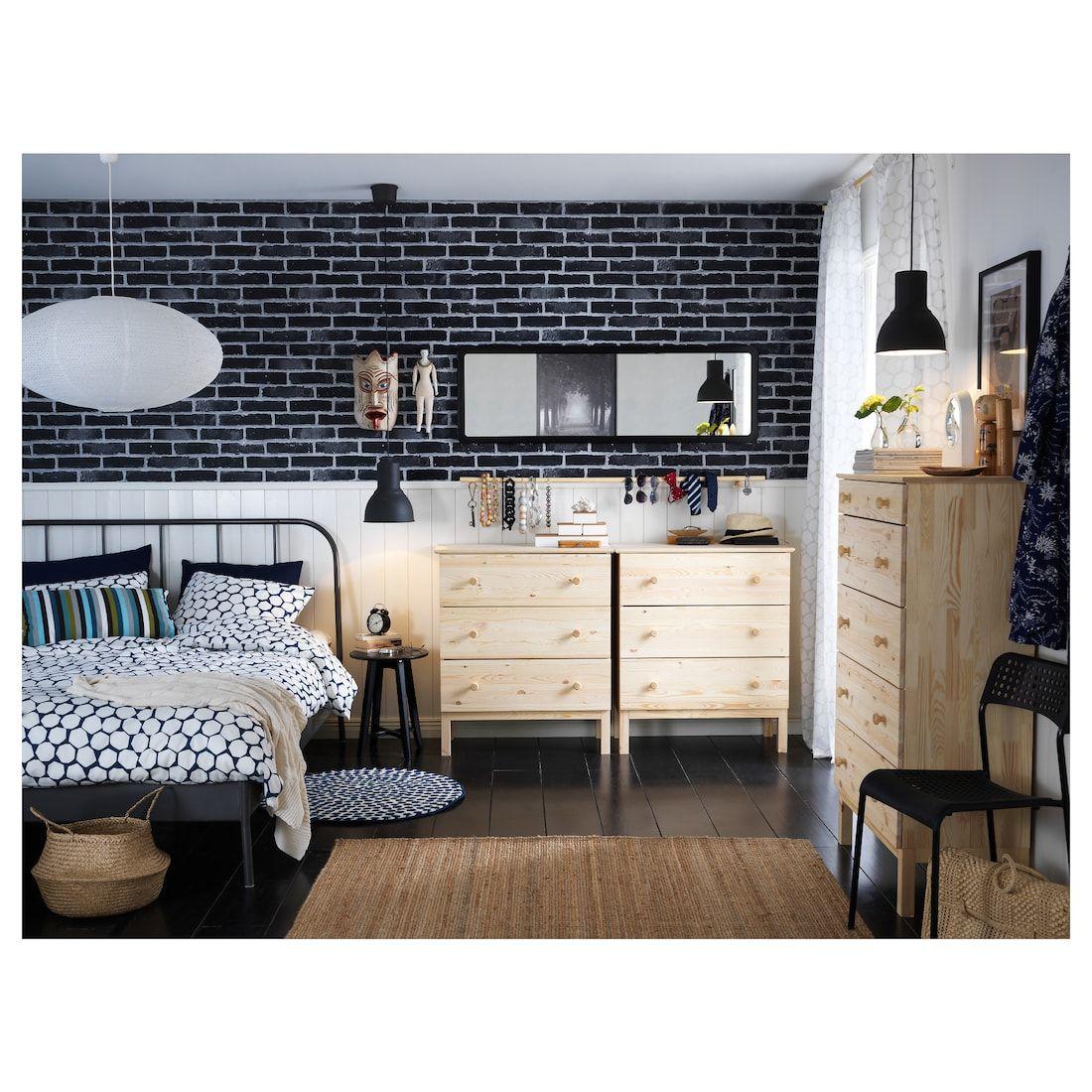 TARVA 79x92 cm 79.99 Спальня, Кровать