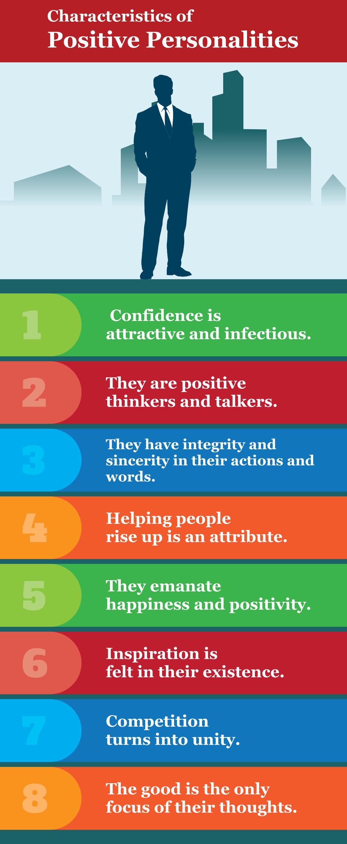 Characteristics Of Positive Personalities