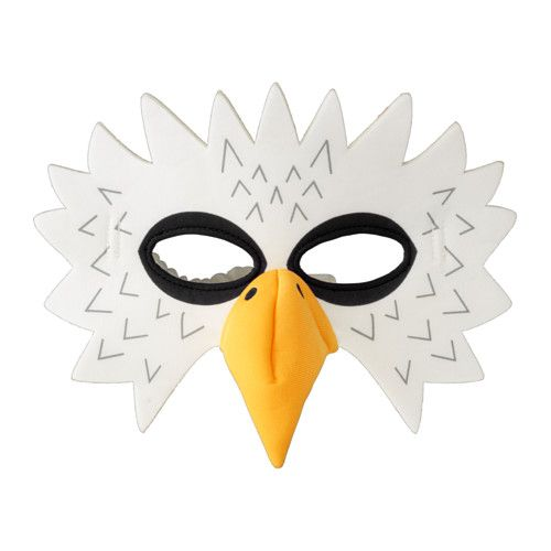 IKEA - LATTJO, Eagle mask, Encourages role play which helps children ...