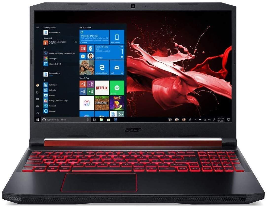 Acer Nitro 5 15 6 Laptop Intel I5 9300h 2 4ghz 8gb Ram 1tb Hdd 128gb Ssd Windows 10 Home Renewed In 2020 Gaming Laptops Windows 10 Operating System Laptop Acer