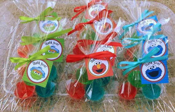 Results For Sesame Street Baby Shower Party Favors