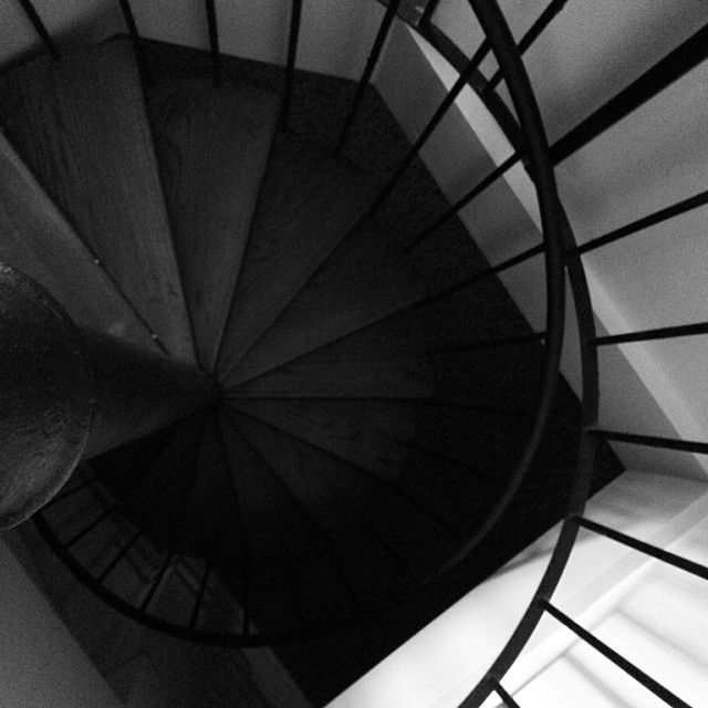 Best The Style Skinny S Photo Spiral Stairs Stairs 400 x 300