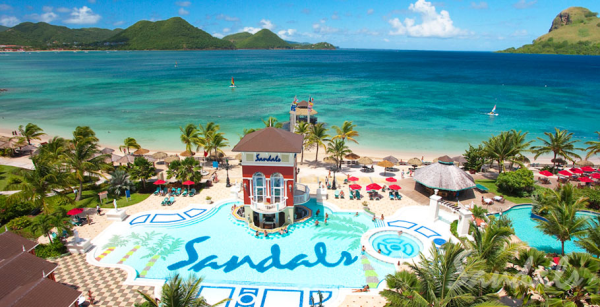 Reviews on each of the Sandals resorts