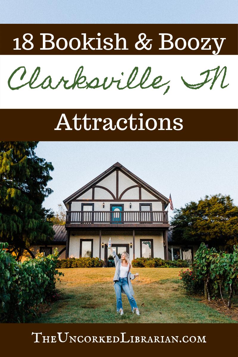 16 Bookish Boozy Activities In Clarksville Tn Tennessee Travel Clarksville Clarksville Tennessee