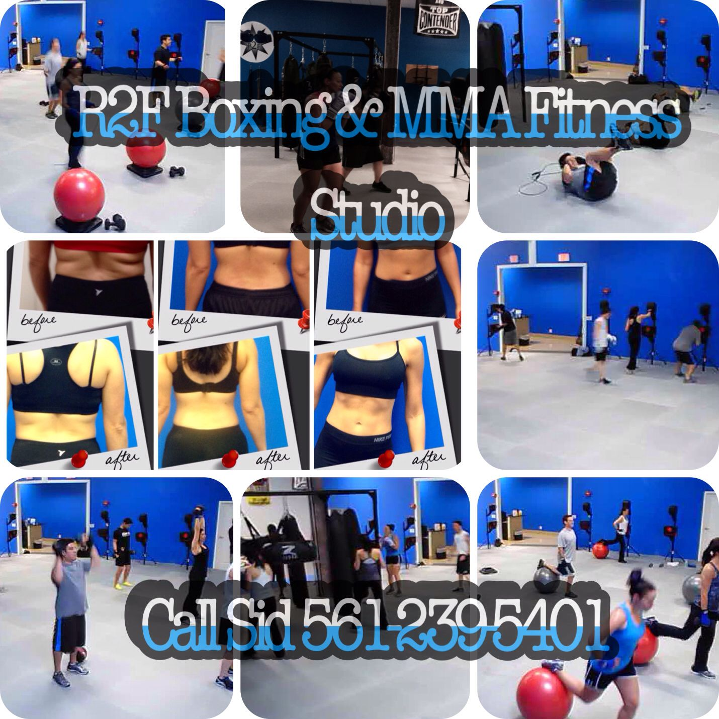 R2F Boxing & MMA Fitness programs are beginner friendly ...