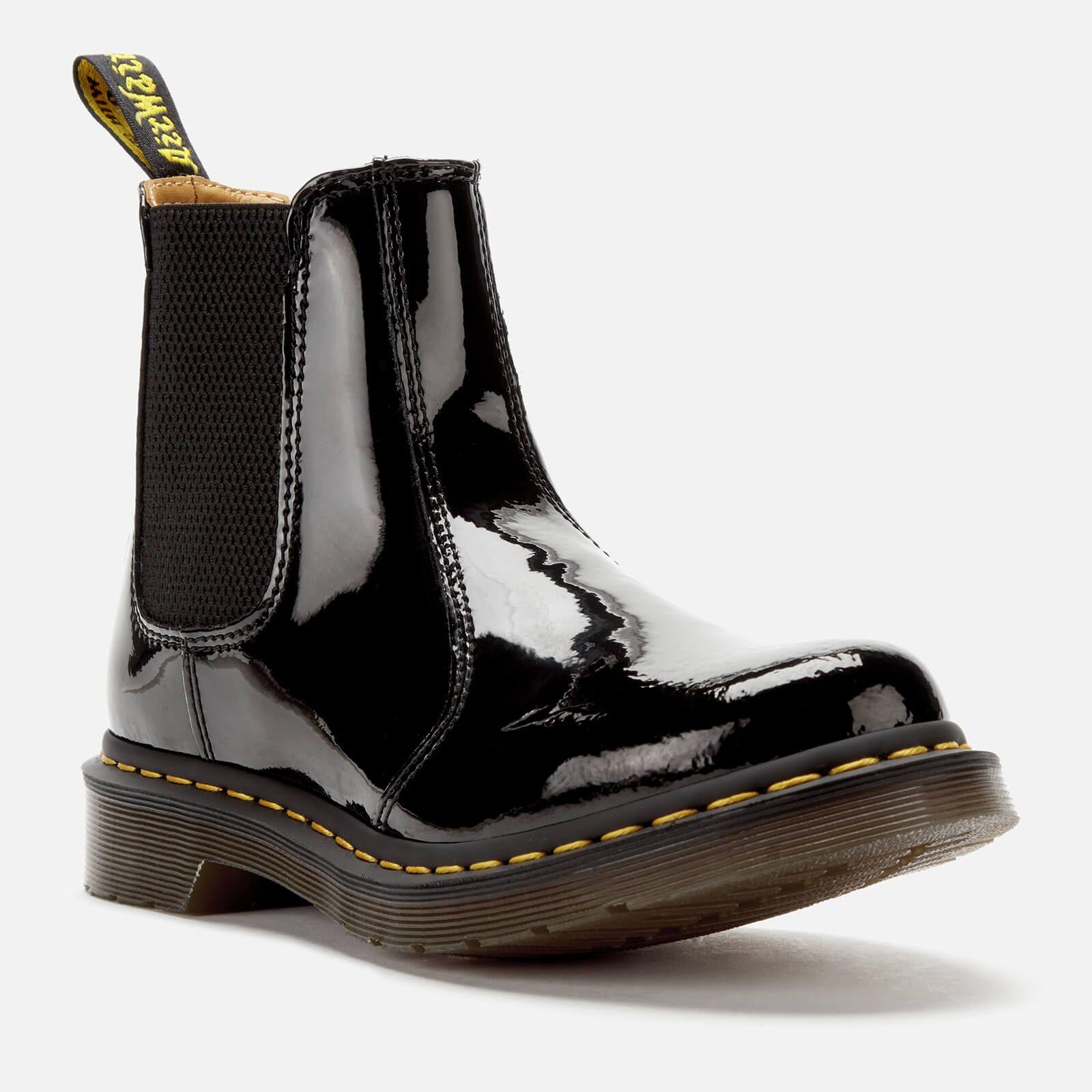 2976 Patent Lamper Chelsea Boots