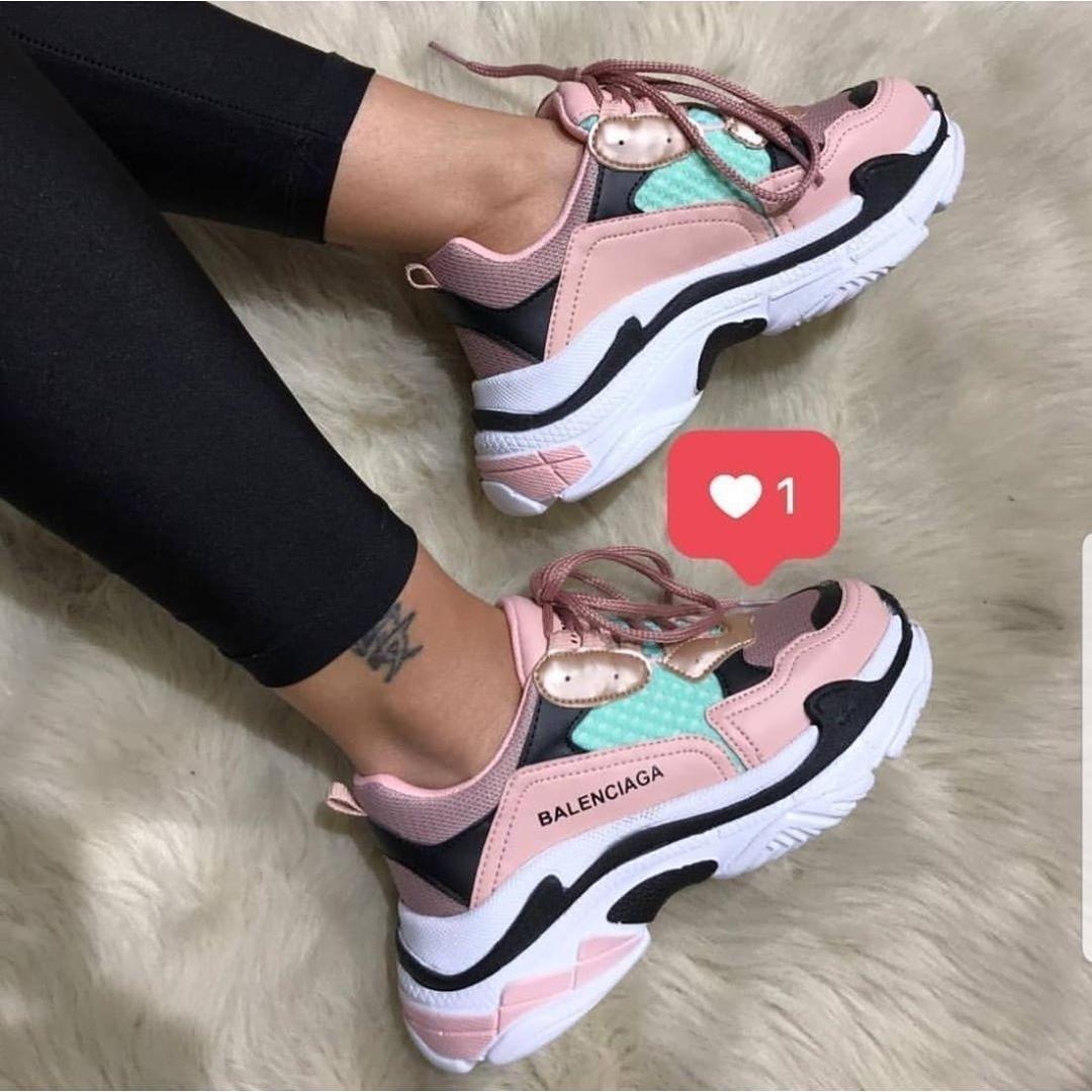 Balenciaga Fila Ayakkabi on Instagram