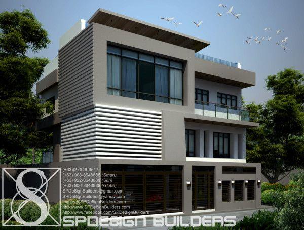 Residential Design Build Manila Spde8ign Builders Architectural Interior 3d Designs