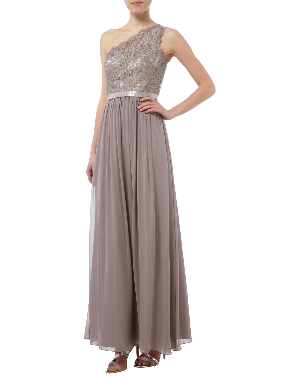 LAONA Abendkleid mit One-Shoulder-Träger in Braun online kaufen