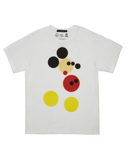 Wanted : le tee-shirt Mickey par Marc Jacobs x Damien Hirst