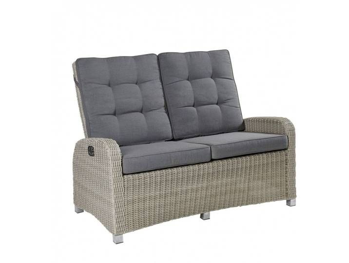 Lc Garden 2er Sofa Zweisitzer Bilbao Living Grau Mix In 2020 Furniture Sofa Home Decor
