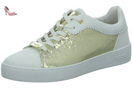 Bugatti J97011, Sneakers Basses Femme, Or (Gold 804), 41 EU