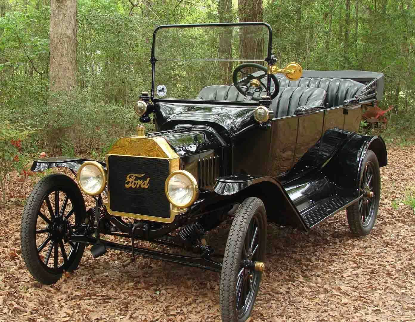 Early 1916 Ford Model T Ford Models Model T Ford