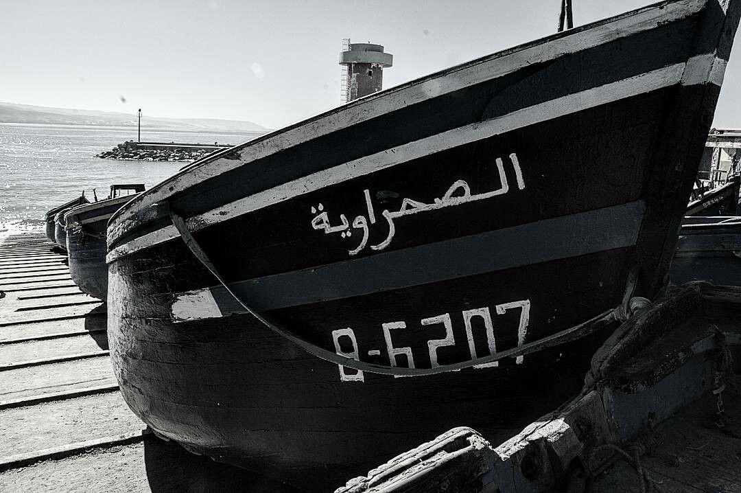 Essahraouya boat