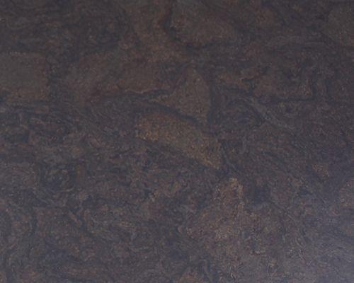 Black Ripple Glue Down Cork Tile 21 31