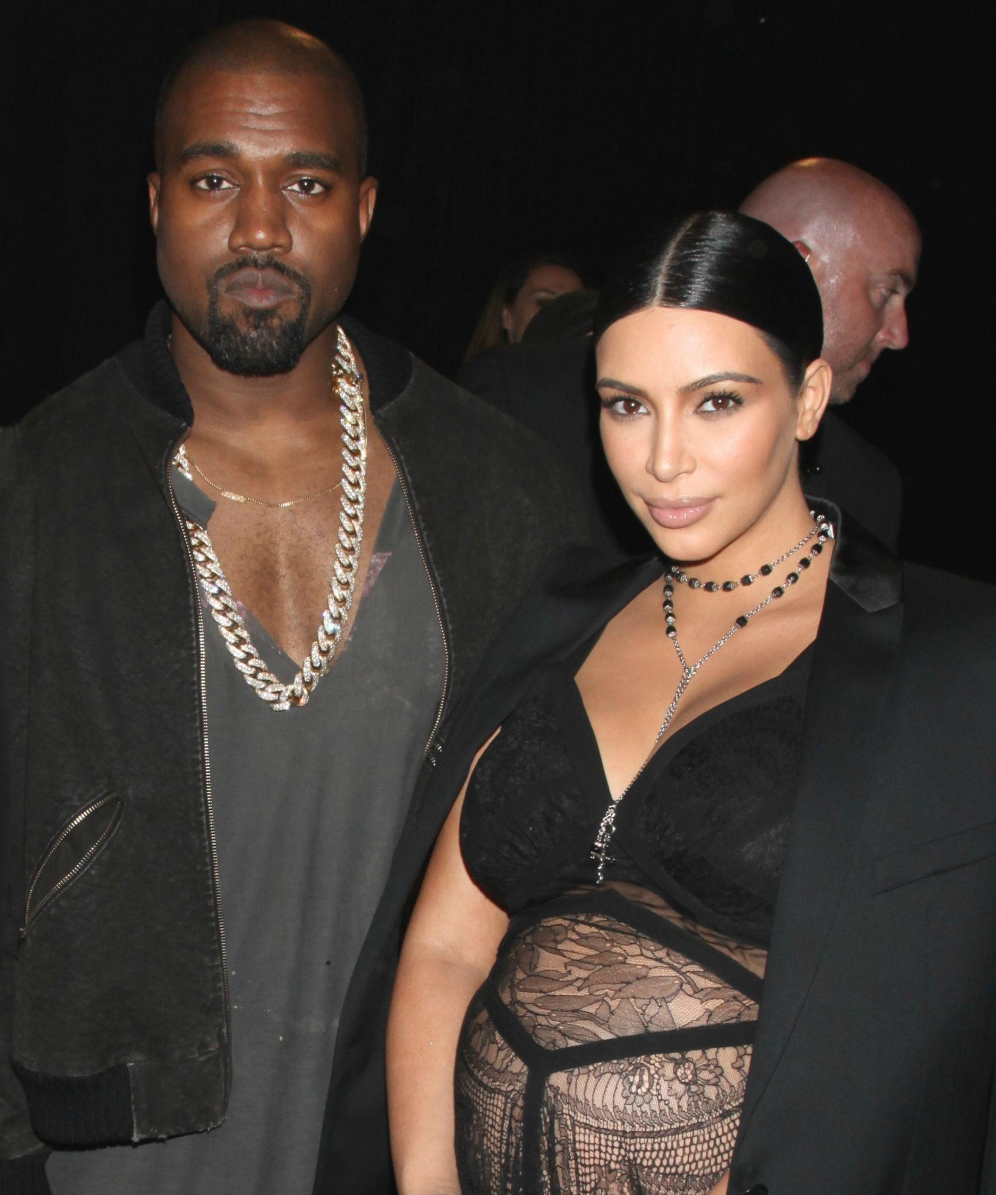 What Will Kim Kanye Name Their Son Everyone S Got Ideas With Images Kim Kardashian Kanye West Kim Kardashian And Kanye Kanye West