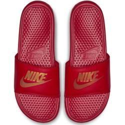 Photo of Nike Benassi Badeslipper – Rot Nike
