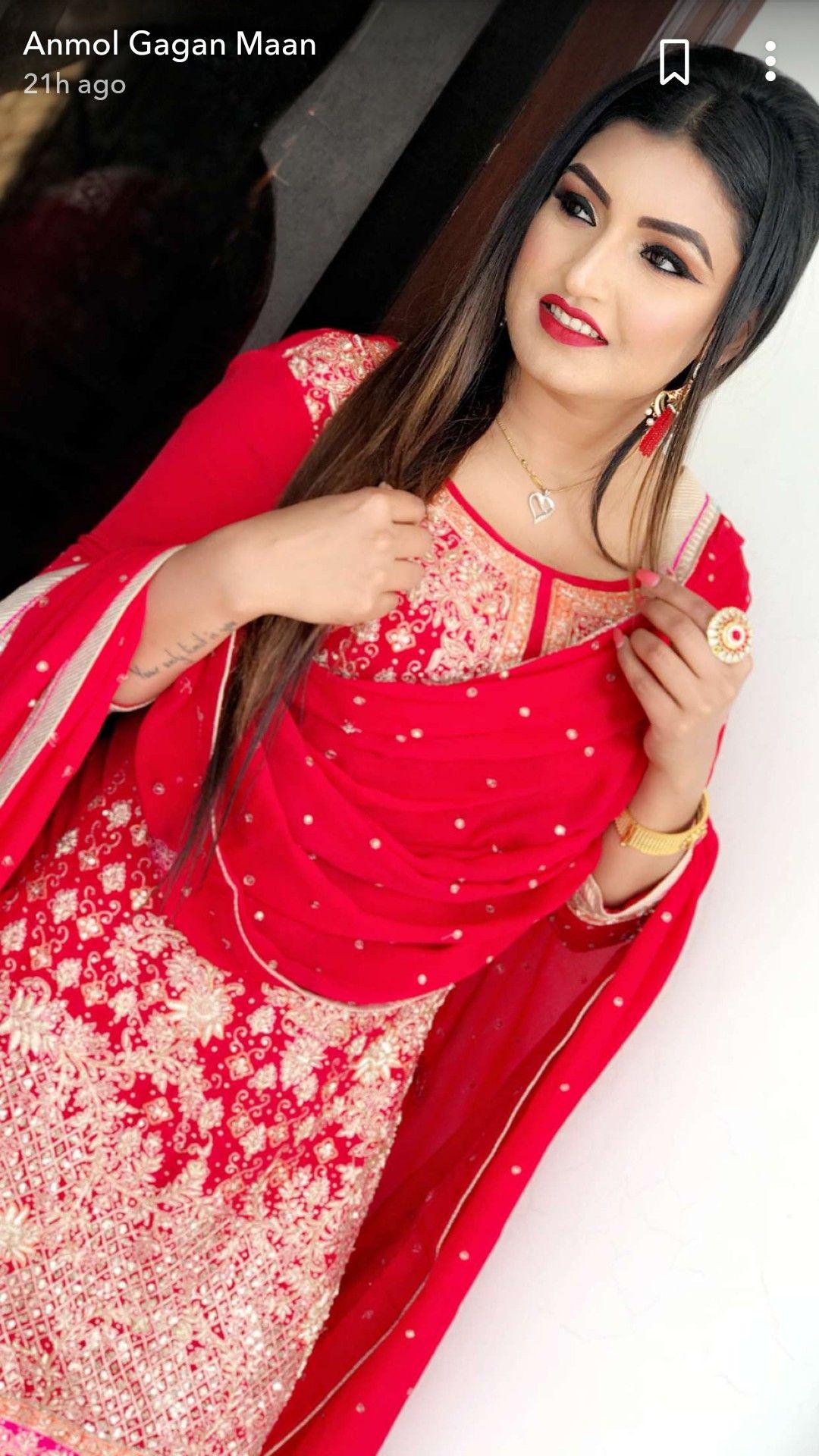 Clothing, Shoes & Accessories Sweet-Tempered Wedding Punjabi Fashion Patiyala Salwar Kameez New Bollywood Star Pakistani Suit Women's Clothing
