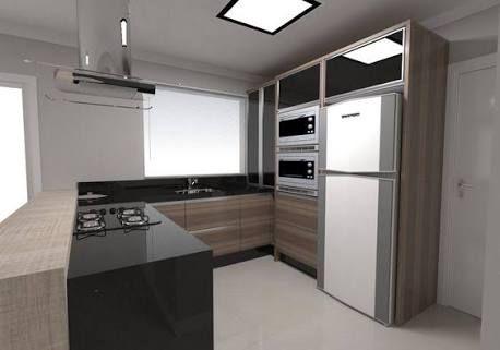 Resultado de imagem para cozinha em u