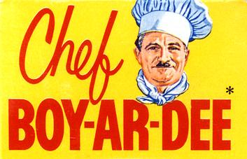 Logo Spoof Chef Boyardee By Angrydogdesigns On Deviantart Chef Boyardee Spoofs Funny Logo