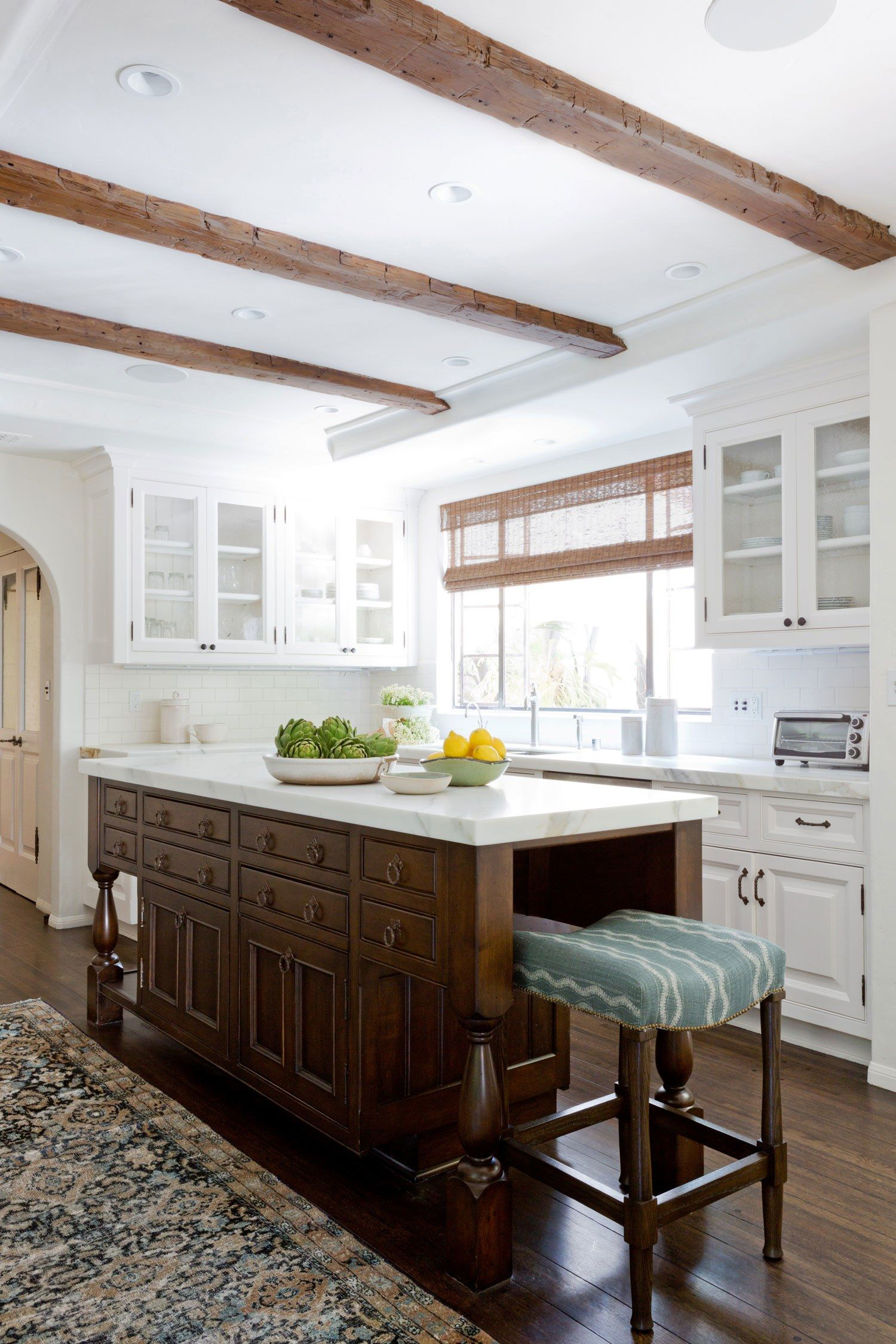 Best House Tour A Stunning Spanish Colonial Revival In Beverly 640 x 480