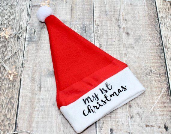 ac94ea1846a Baby Santa Hat