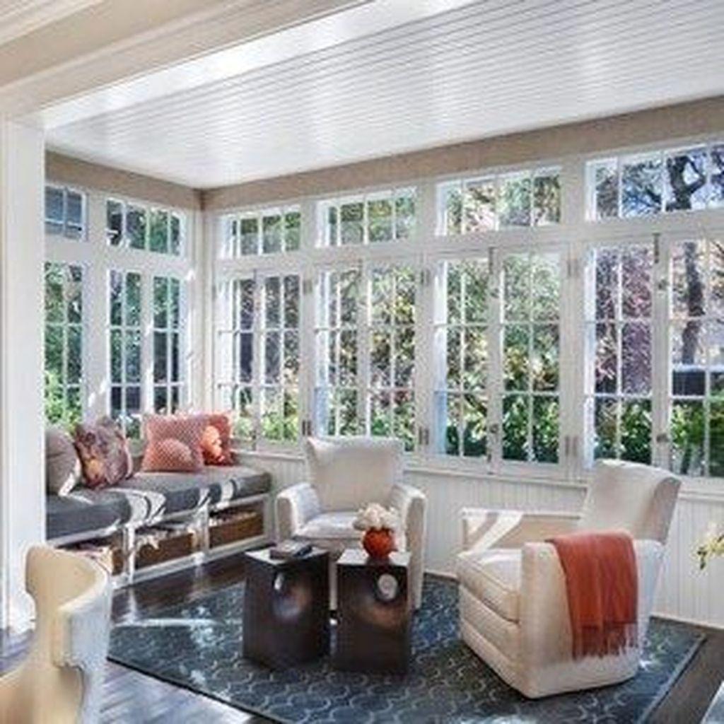 Interior Sunroom Addition Ideas: 20+ Unordinary Sunroom Design Ideas For Interior Home In