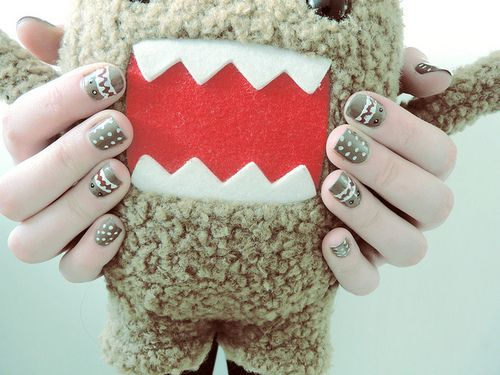Crazy Ridiculous Nailslol For My Sweets Pinterest Beauty Nails