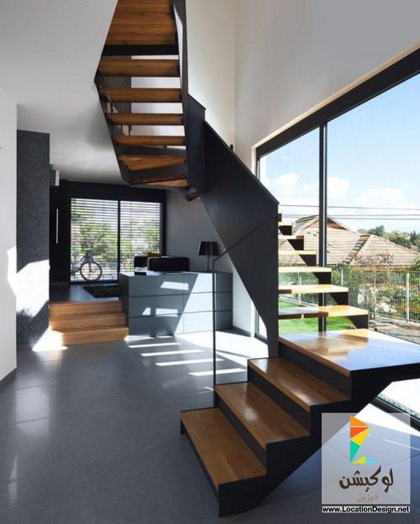 ديكورات سلالم حديد مودرن Architecture House Architecture Interior Architecture Design
