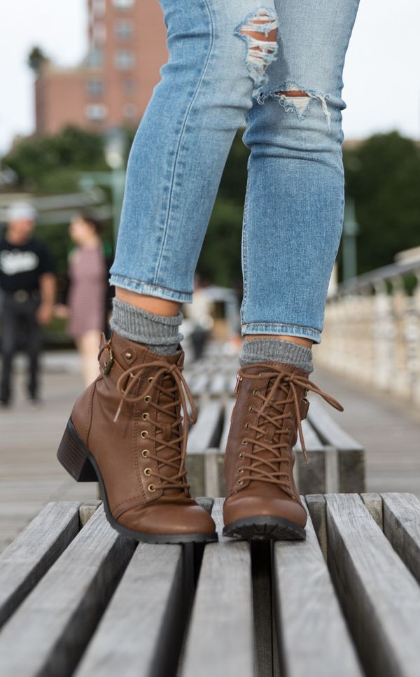 6f6eeaf5541 Add a little edge to your look with the Thrasher Combat Boot from Brash.