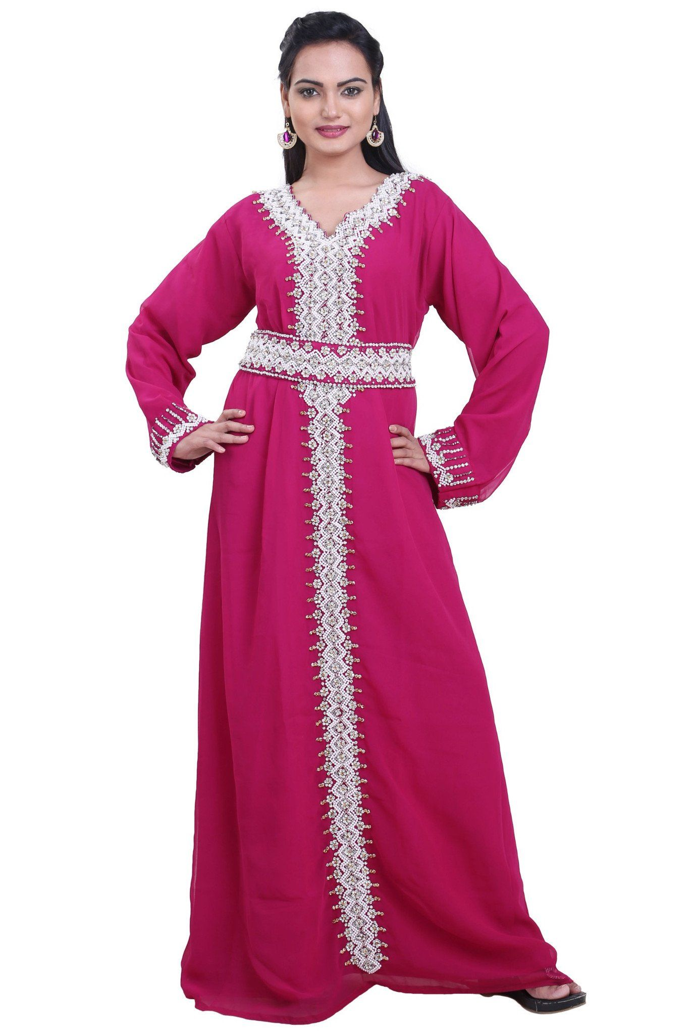 Afaf Dubai Kaftan Women Dress | Products | Pinterest