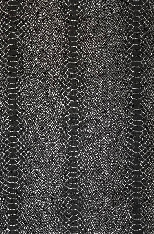 Cobra Wallpaper A Faux Snake Skin Design Wallpaper In Black And Silver With A Holigraphic Finish
