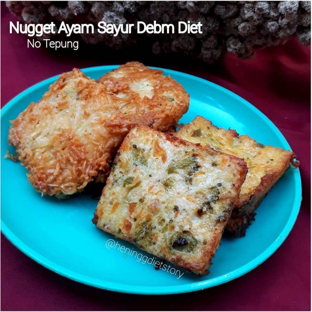 Resep Nugget Rumahan Instagram Resep Daging Sapi Camilan