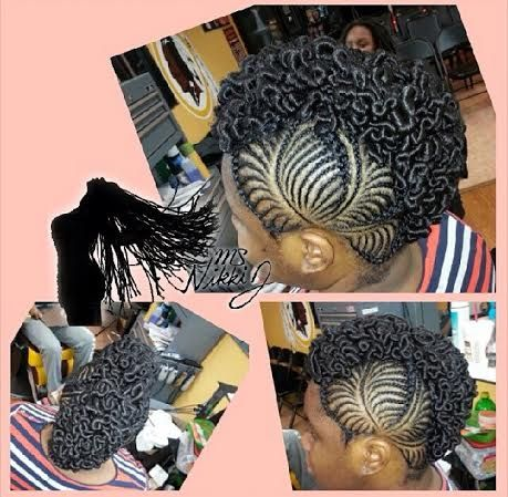 xclusive hair design mohawk