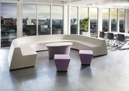 Hive one - Lounge meubilair | Ceka Office Group kantoorinrichting