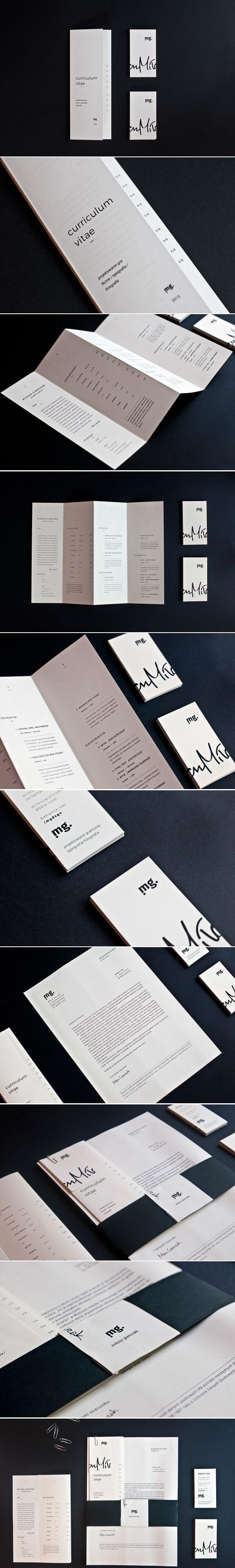 cv folder  mailer  - quad u0026 39 fold brochure